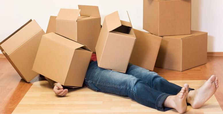 Cómo organizar el hogar después de la mudanza