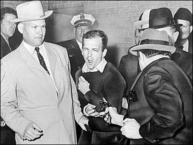Asesinato de Lee Harvey Oswald, presunto asesino de Kennedy