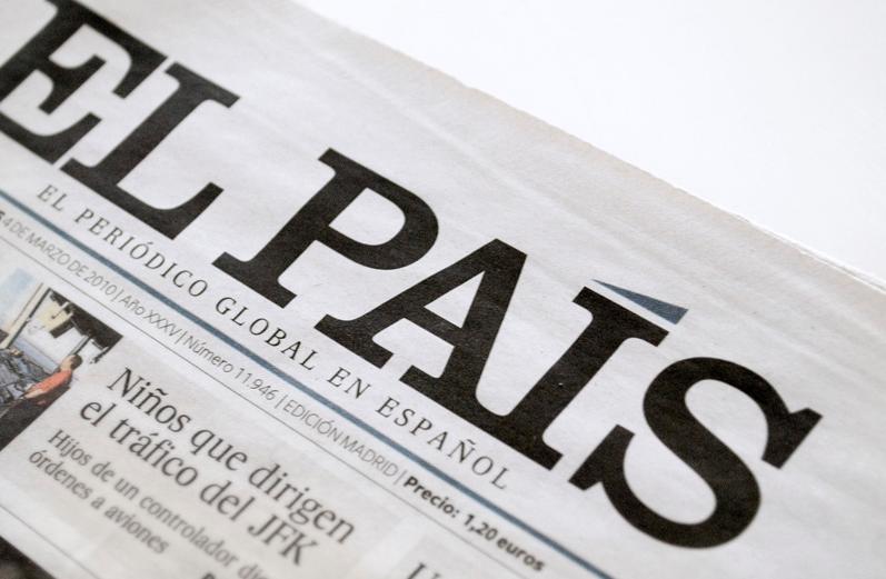 Diario 'El País'