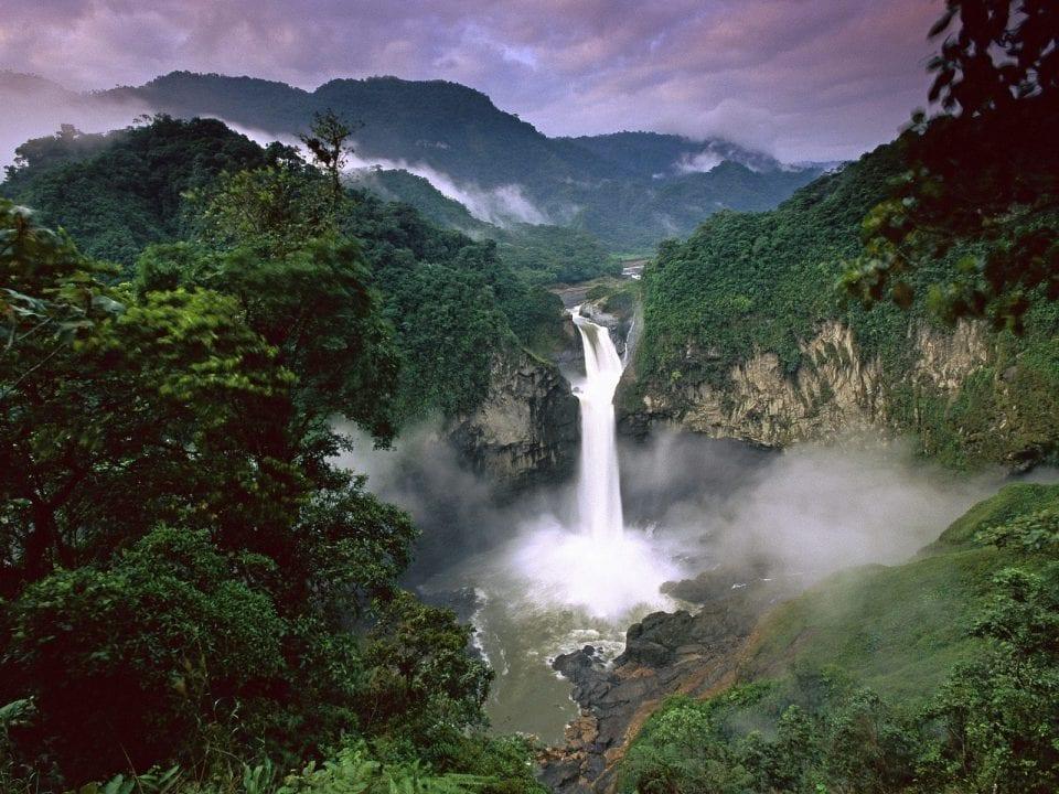 Parque Nacional Yasuní, Ecuador