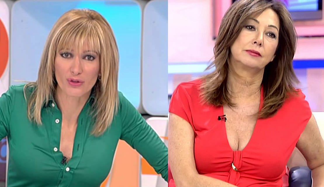 Susanna Griso y Ana Rosa Quintana