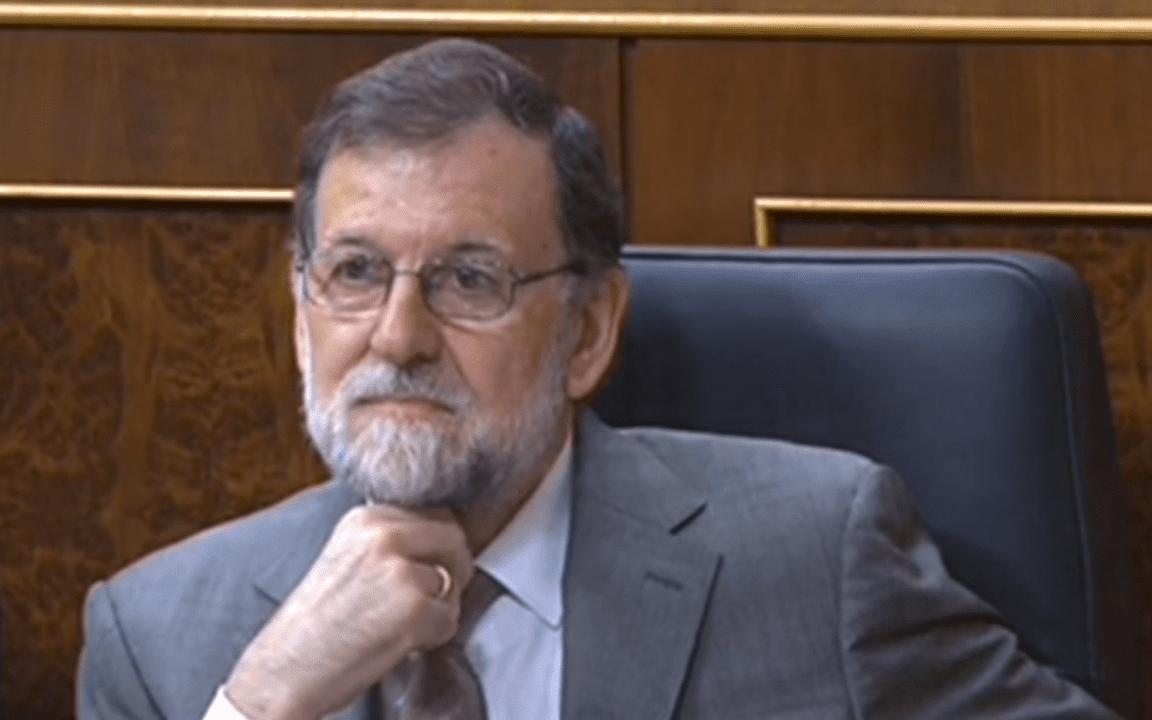 M. Rajoy, expresidente del Gobierno