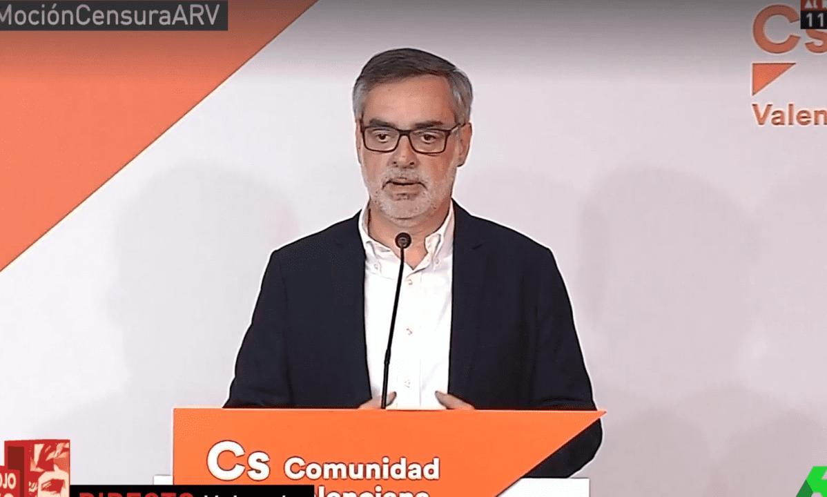 José Manuel Villegas, secretario general de C's