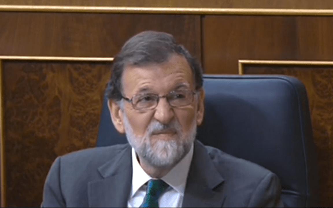 El próximo expresidente M. Rajoy