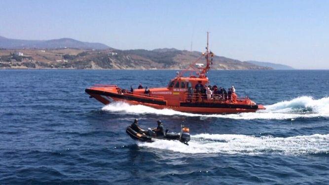 Embarcación de Salvamento Marítimo 'Salvamar Gadir'
