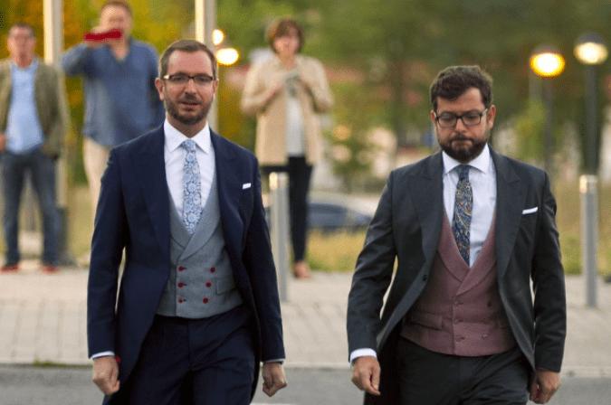 El Partido Popular recurrió la Ley de Zapatero que permitió en España las bodas entre personas del mismo sexo. Foto: Boda de Javier Maroto (PP)