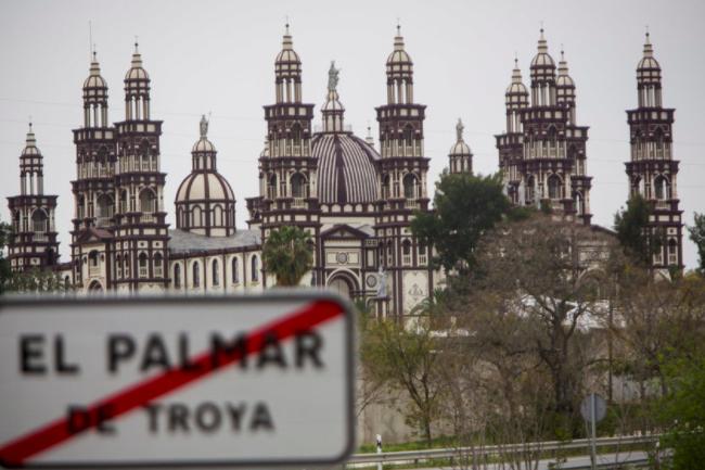 Sede de la secta del Palmar de Troya (Utrera, Sevilla)