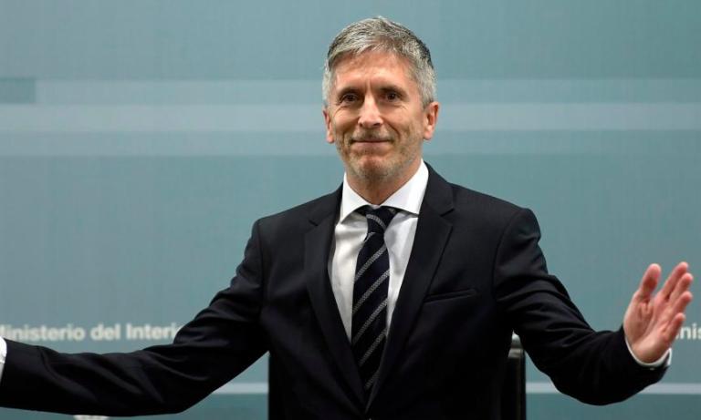 Ministro del Interior, Fernando Grande-Marlaska