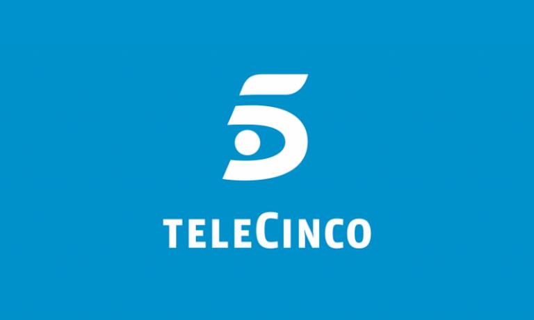 Logotipo de Telecinco, una posible fábrica de tontos según los científicos