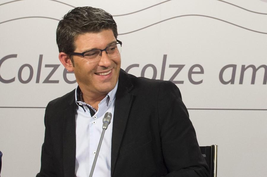 Jorge Rodríguez, presidente de la Diputación de Valencia del PSPV PSOE