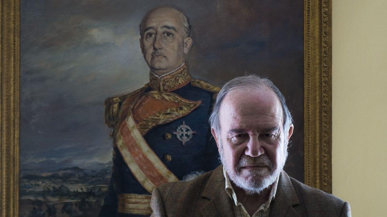 El franquista Juan Chicharro Ortega