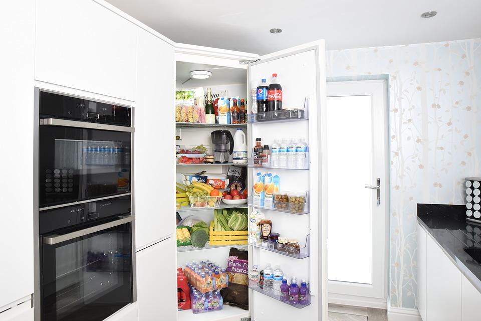 Cold Fridge Fridge Door Refrigerator Open Door