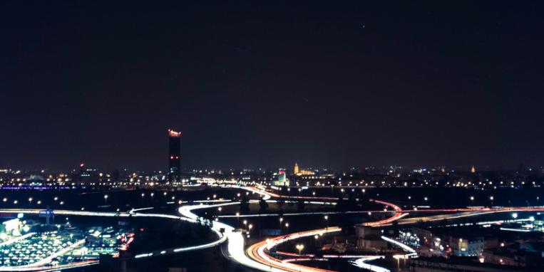 Skyline de Sevilla. Autor: Luis Villadiego @l_villadiego