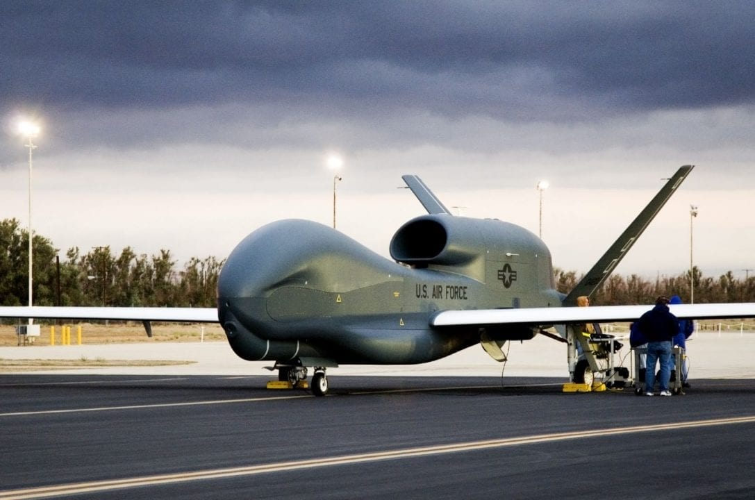 Dron Global Hawk