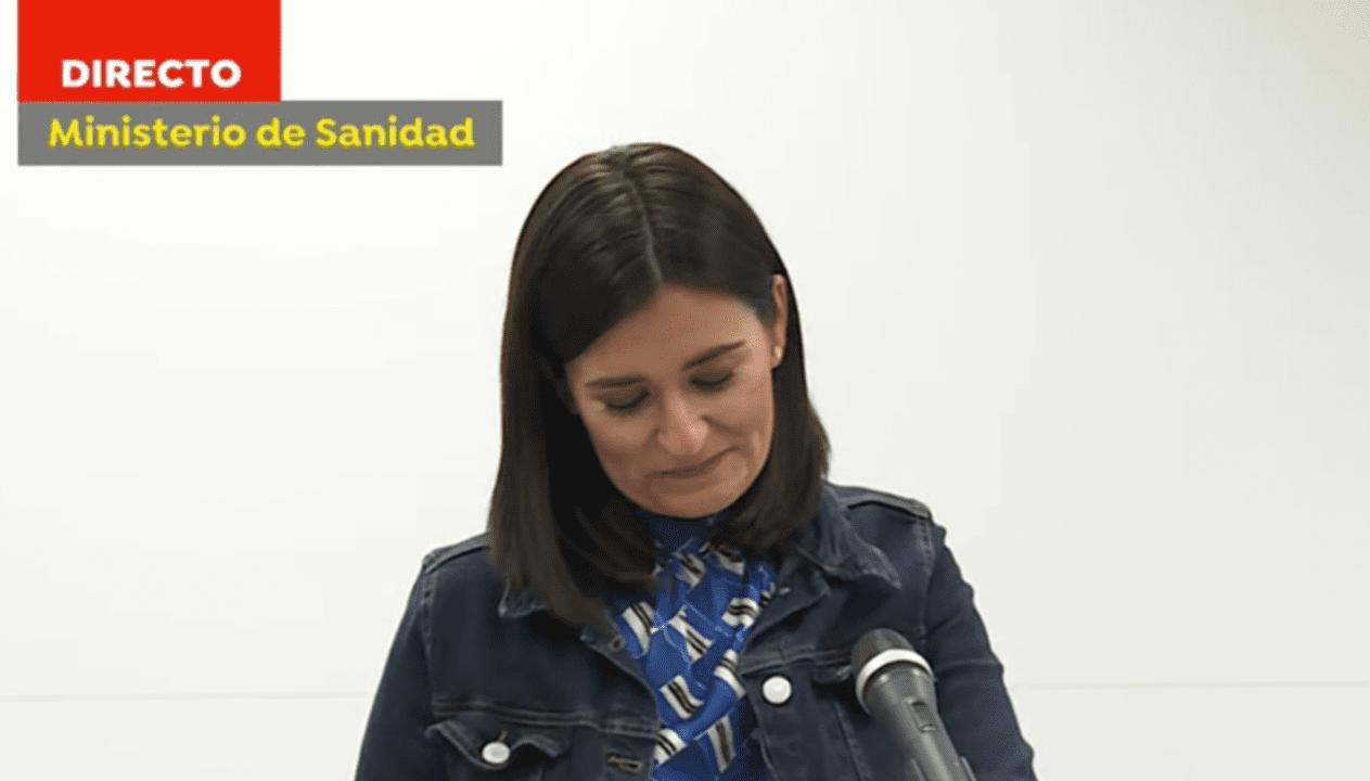 Ex Ministra de Sanidad, Carmen Montón