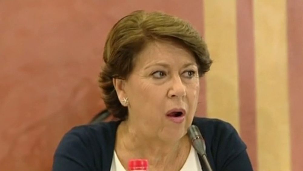 Magdalena Álvarez, imputada en el caso ERE