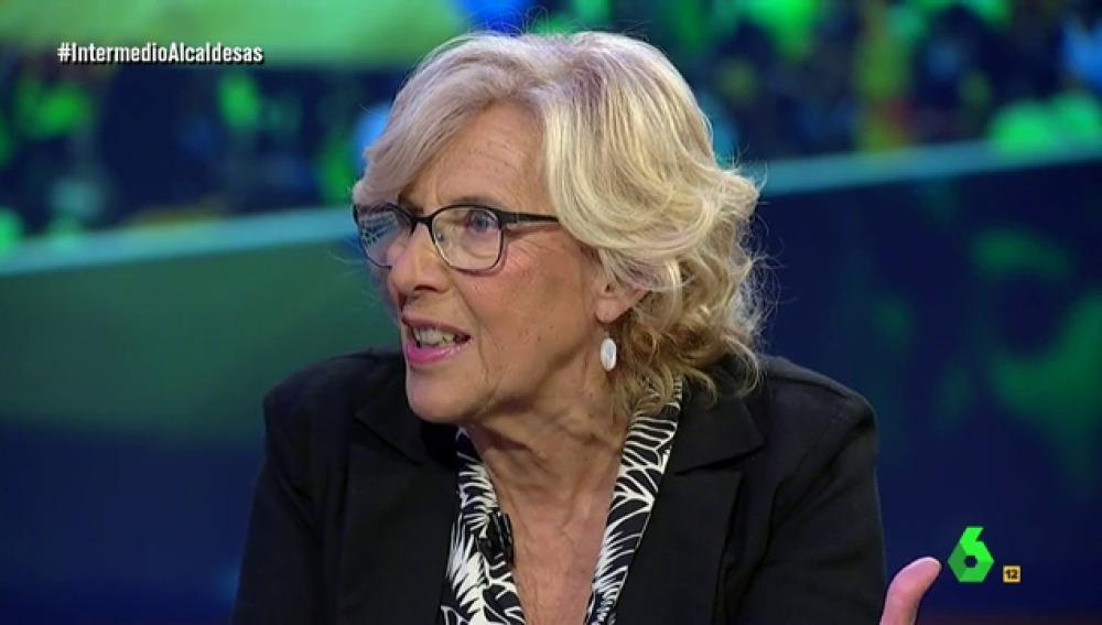 Manuela Carmena en La Sexta