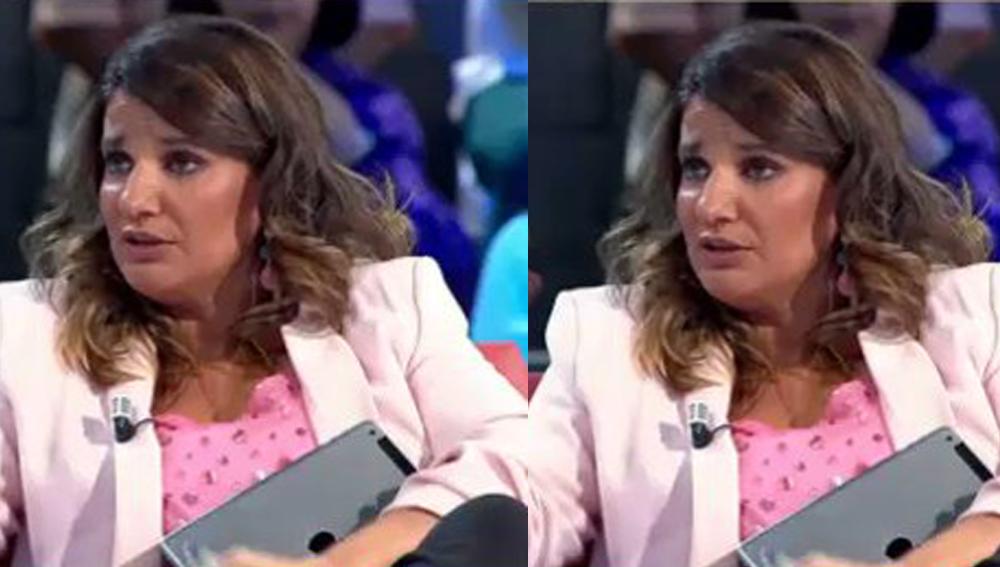 Maria Claver por duplicado en La Sexta