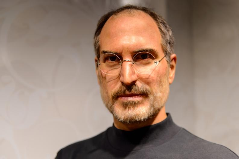 Steve Jobs, cofundador de Apple