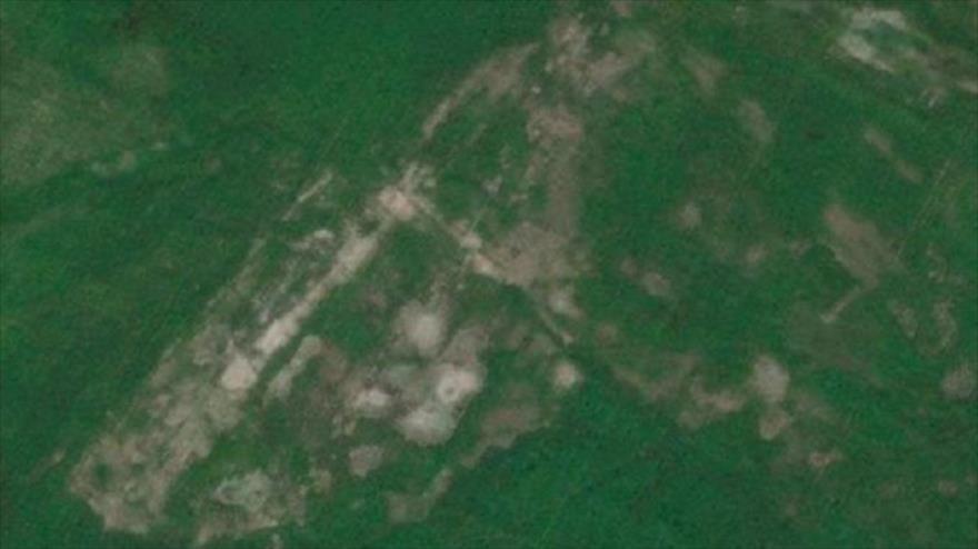 Imagen de Google Maps del yacimiento de Medina Al-Zahira