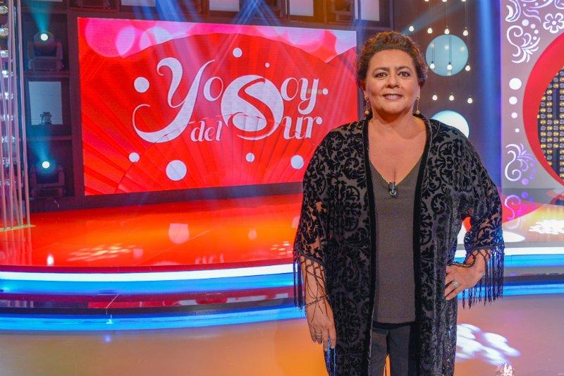 María del Monte, en la tele de Susana Díaz
