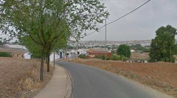 Lugar del tiroteo - Google Maps