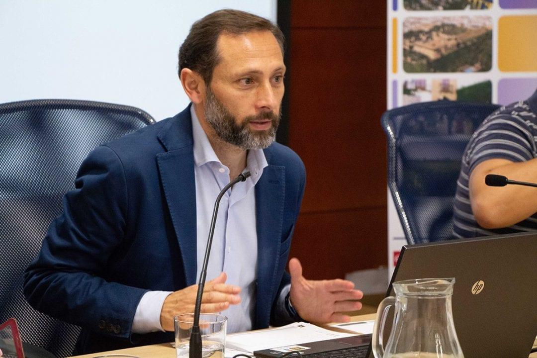 Alejandro Márquez, miembro del Gobierno de la Junta detenido por acoso sexual