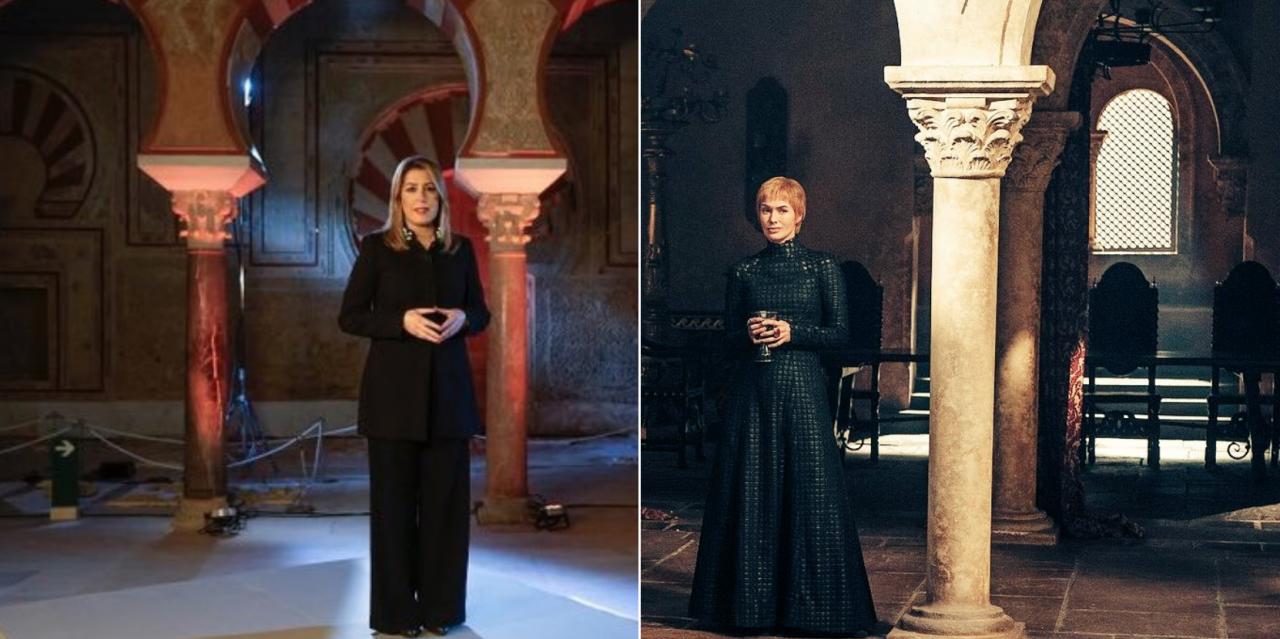 Susana Díaz y Cersei Lannister
