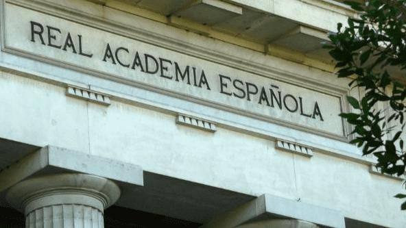 Sede de la RAE en Madrid