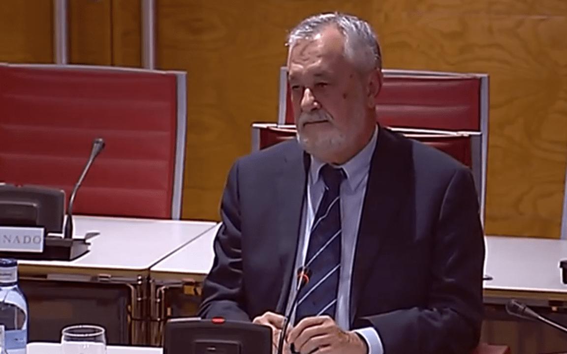 José Antonio Griñán, ex jefe de la Junta y de la organización PSOE-A