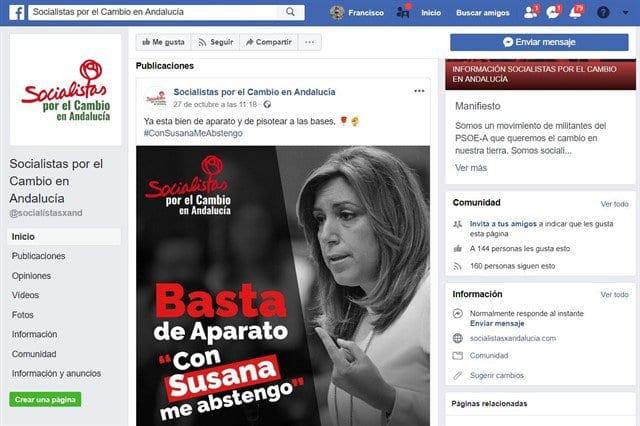 Socialistas por el Cambio en Andalucía