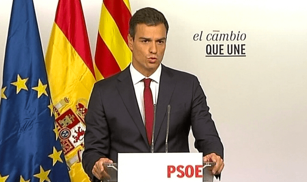 Hot Pedro Sánchez