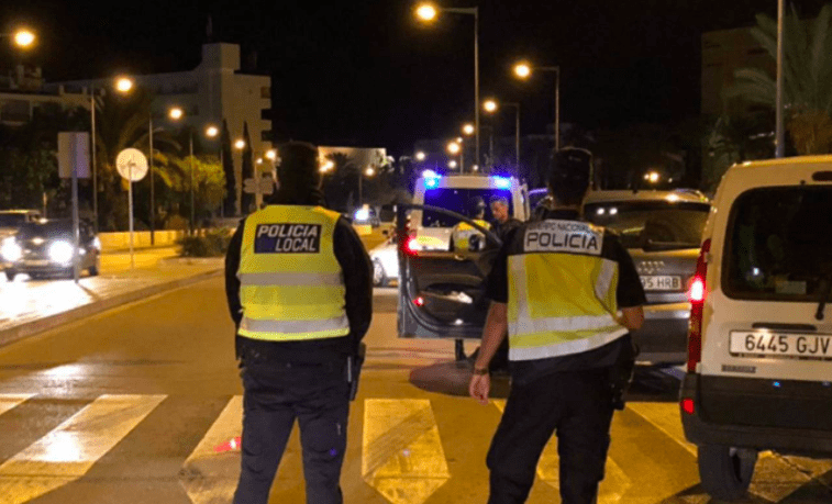 Policía Local de Ibiza