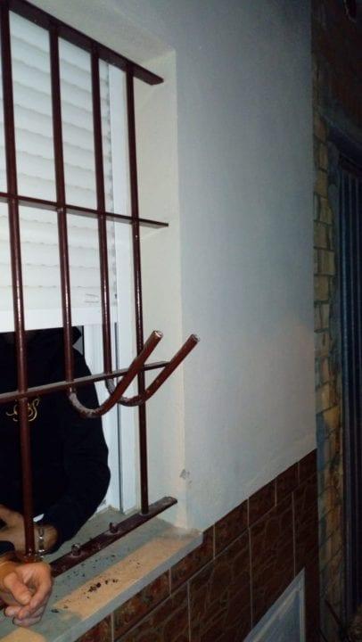 Imagen de los hechos. Fuente: Guardia Civil de Paterna