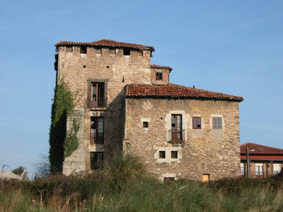 Torre de Calderón de la Barca
