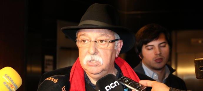 Josep María Goñi, presidente de la patronal de las VTC en Cataluña