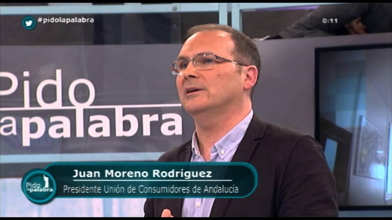 Juan Moreno Rodríguez, exsecretario general de Juventudes Socialistas y presidente de UCA/UCE