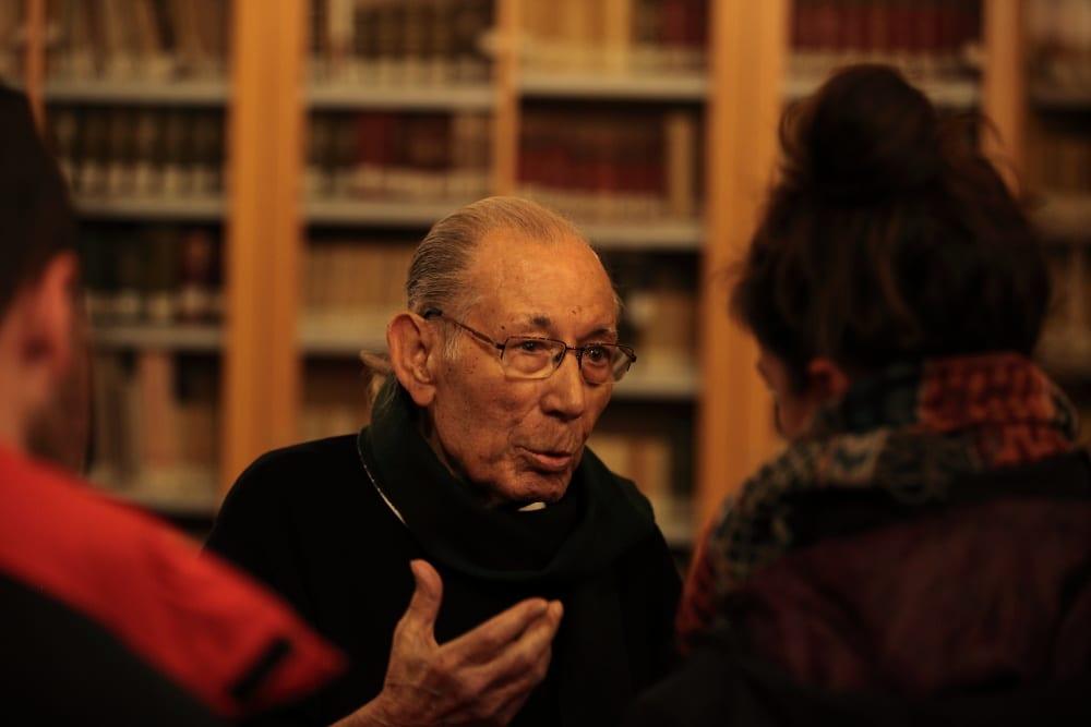 Salvador Távora. Fuente: Junta de Andalucía