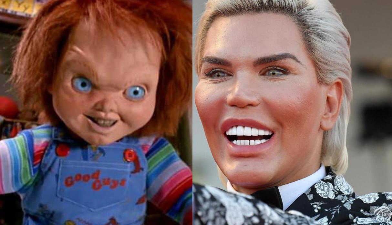 Chuky y el proyecto humano de 'Ken', el novio de Barbie