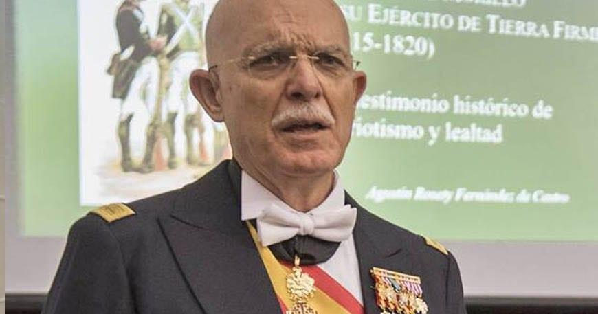 Agustín Rosety Fernández de Castro