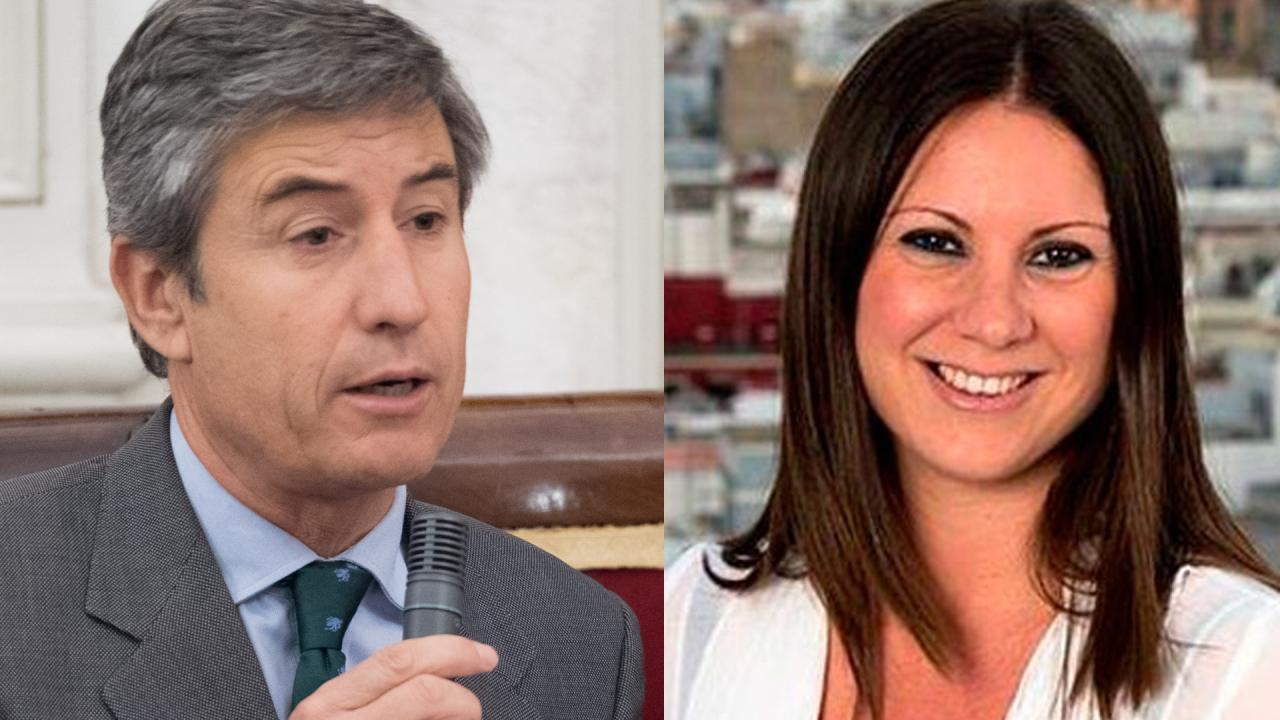 Manuel Pérez Dorao y María Fernández Trujillo, exediles de C's por Cádiz