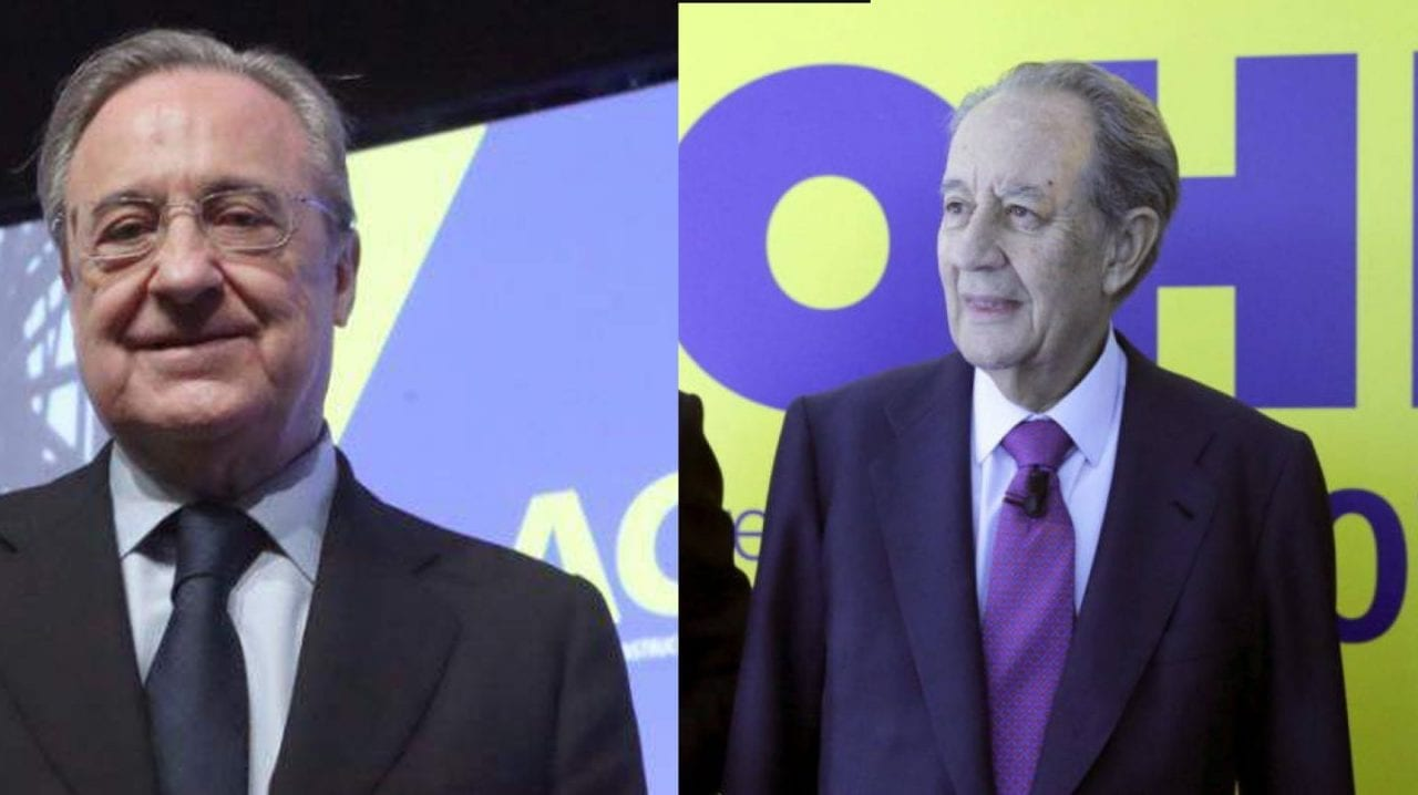 Florentino Pérez y Villar Mir