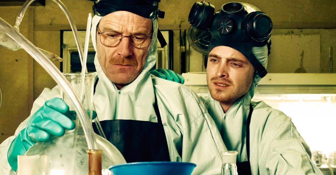 Walter White y Jess Pinkman en 'Breaking Bad'