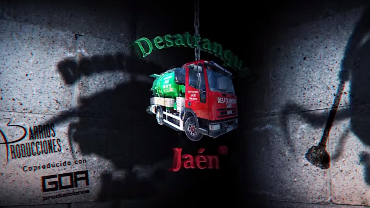 'Desatranques Jaén', la serie