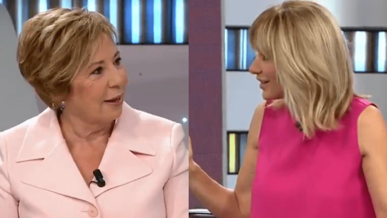 Villalobos confiesa detalles de su vida sexual a Griso en Antena 3