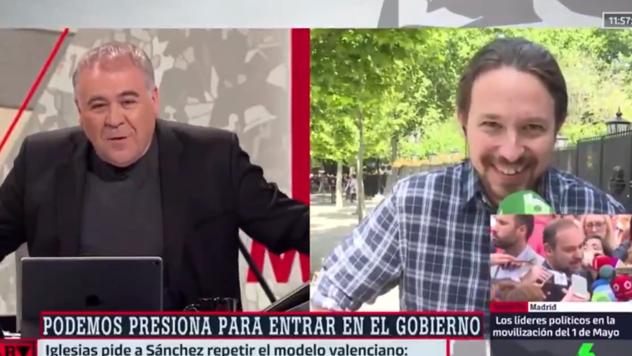 Ferreras e Iglesias en LaSexta