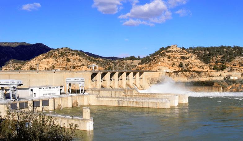 Central Hidroeléctrica de de Riba-Roja