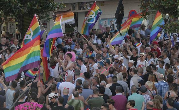El Orgullo LGTBI en Torremolinos