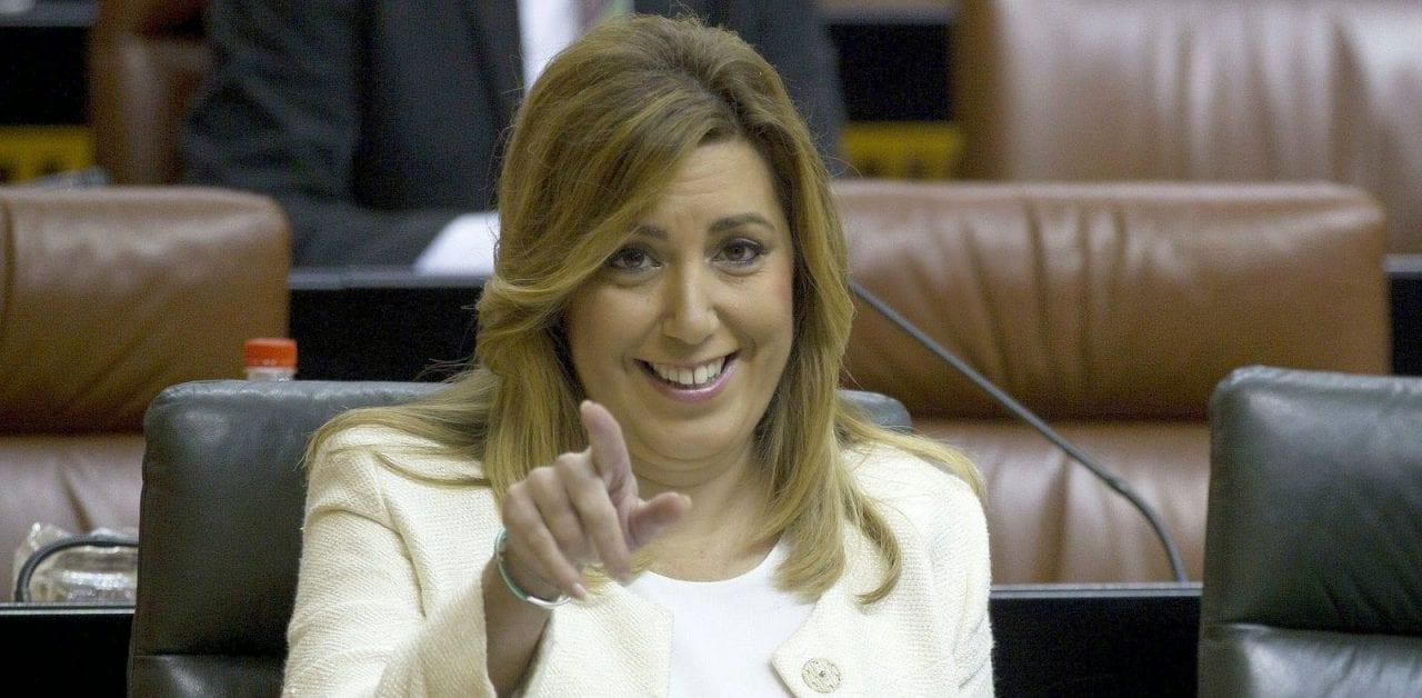 Susana Díaz, máxima responsable de la organización PSOE-A