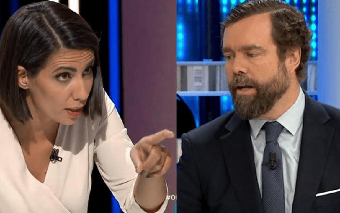 Ana Pastor e Iván Espinosa de los Monteros en Atresmedia